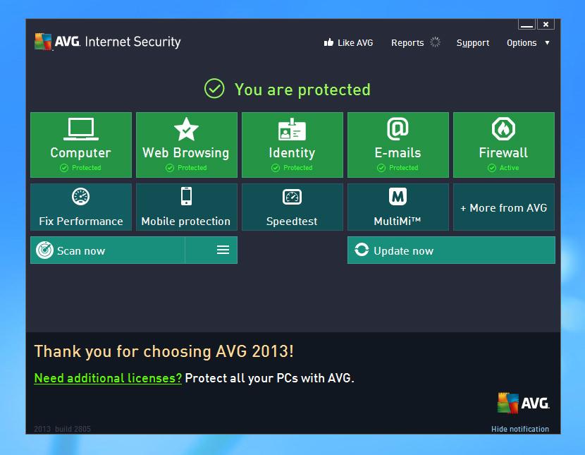 AVG Internet Security Crack 21.6.6446 + License Keygen Latest 2021
