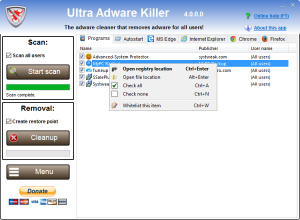 Ultra Adware Killer Crack 9.7.8.4 With Product Key Full Latest (2021)