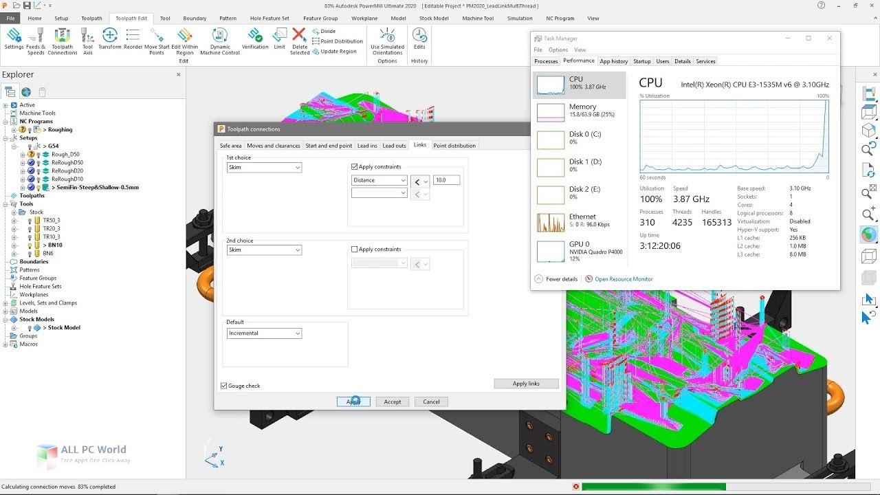 Autodesk PowerMill 2022.0.2x64 Crack Full [Latest] Version Free Download