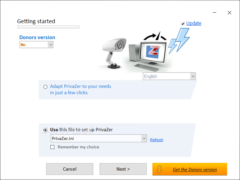 Goversoft Privazer Donors Crack 4.0.29 With Keygen 2021 [Latest]